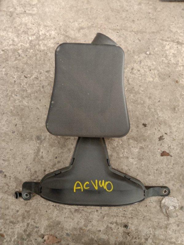 Воздухозаборник Toyota Camry ACV40 2AZ-FE 2007