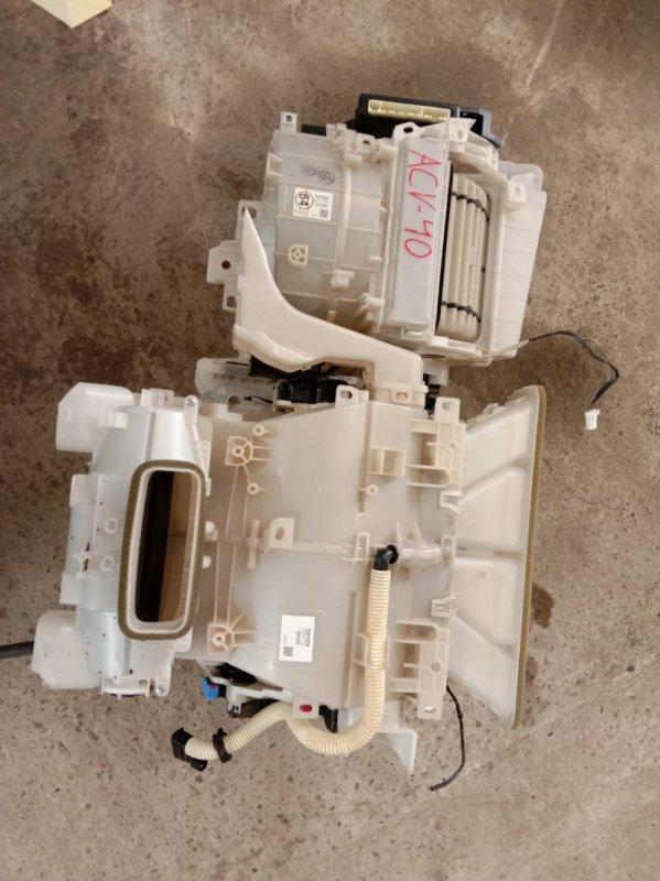 Корпус печки Toyota Camry ACV40 2AZ-FE 2007