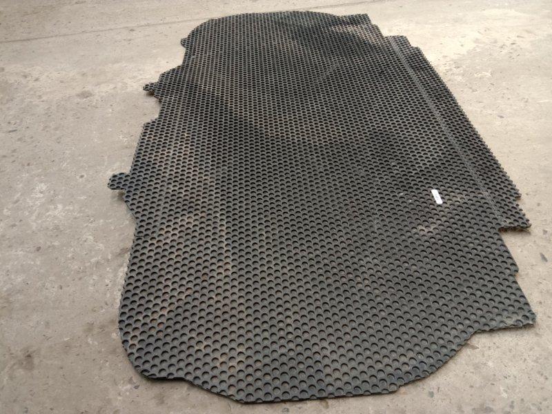 Накладка багажника Toyota Corolla Axio NZE-141 1NZ-FE 2008