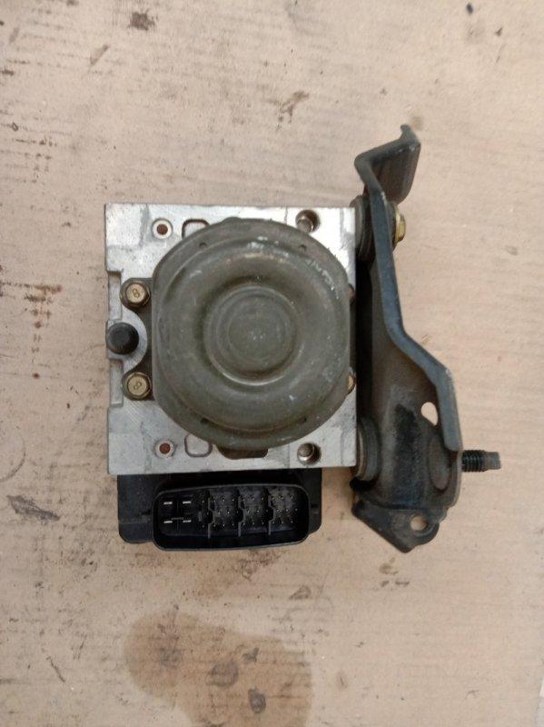 Блок abs Toyota Corolla Runx ZZE123 2ZZ-GE 2001