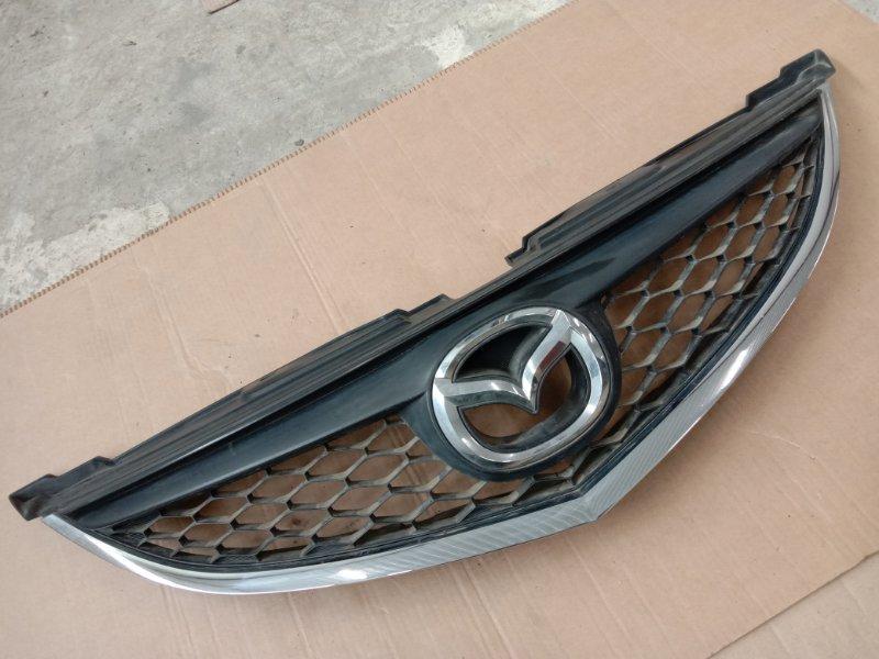 Решетка радиатора Mazda Atenza GHEFP LF-VD 2011
