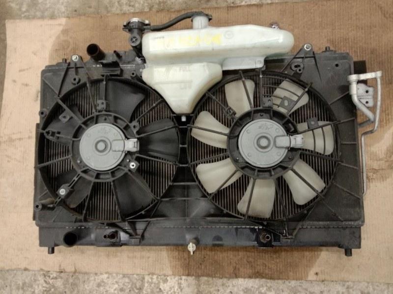 Радиатор двигателя Mazda Atenza GHEFP LF-VD 2011