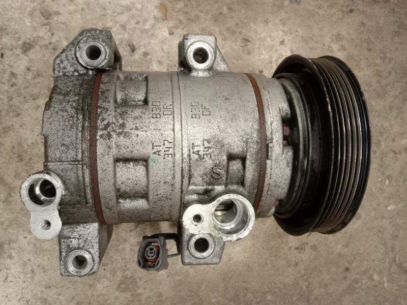 Компрессор кондиционера Mazda Atenza GHEFP LF-VD 2011