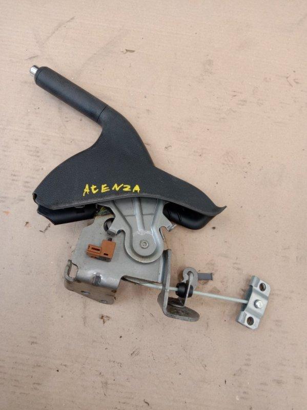 Ручник Mazda Atenza GHEFP LF-VD 2011