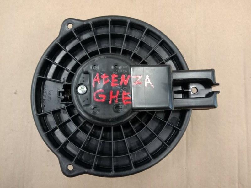 Вентилятор печки Mazda Atenza GHEFP LF-VD 2011
