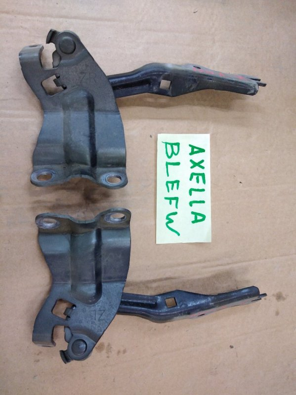Петля капота Mazda Axela BLEFW LF-VDS 2009
