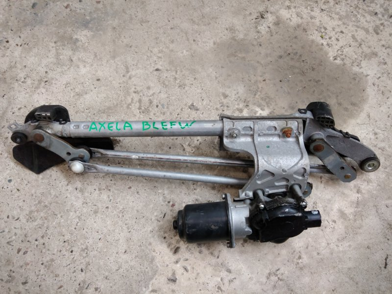 Трапеция дворников Mazda Axela BLEFW LF-VDS 2009