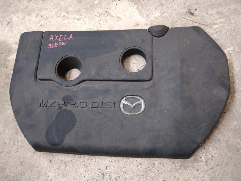 Крышка на двигатель декоративная Mazda Axela BLEFW LF-VDS 2009