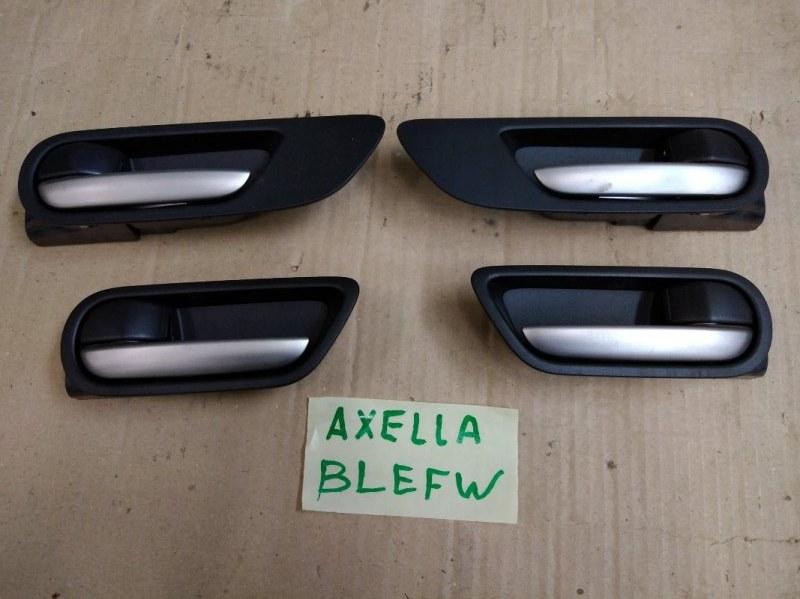 Ручка внутренняя Mazda Axela BLEFW LF-VDS 2009