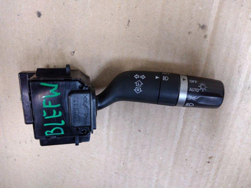 Переключатели подрулевые Mazda Axela BLEFW LF-VDS 2009