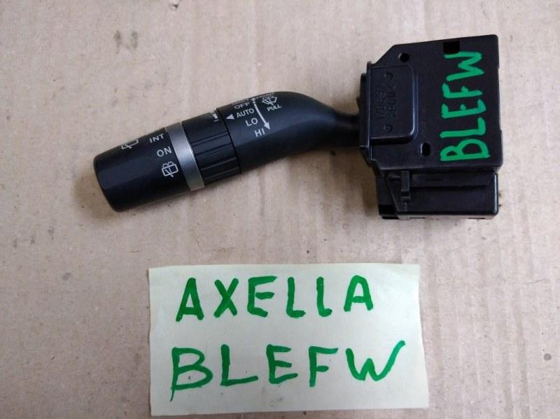 Переключатели подрулевые Mazda Axela BLEFW LF-VDS 2009 левые