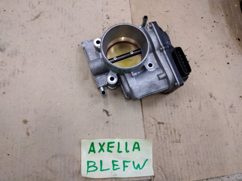 Заслонка дроссельная Mazda Axela BLEFW LF-VDS 2009