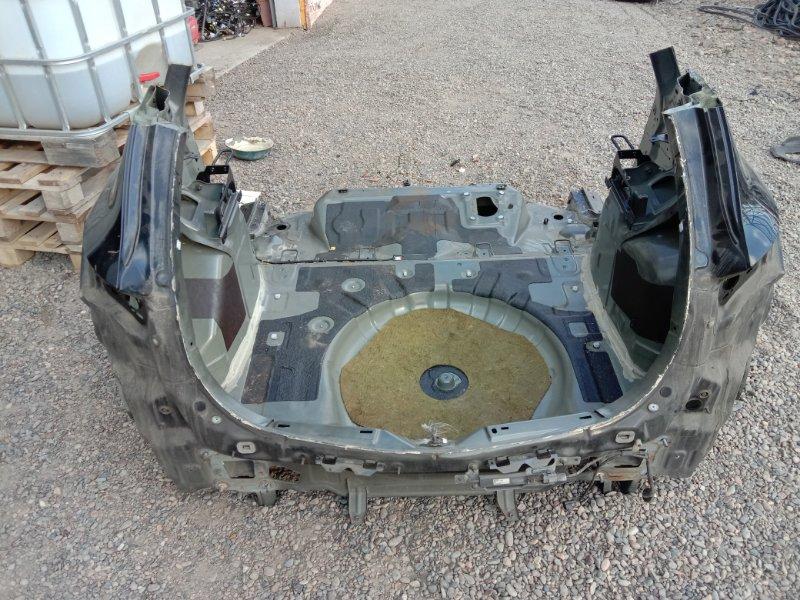 Задняя панель кузова Mazda Axela BLEFW LF-VDS 2009