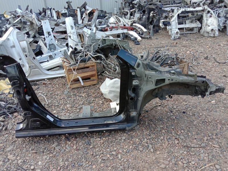 Лонжерон Mazda Axela BLEFW LF-VDS 2009 передний правый