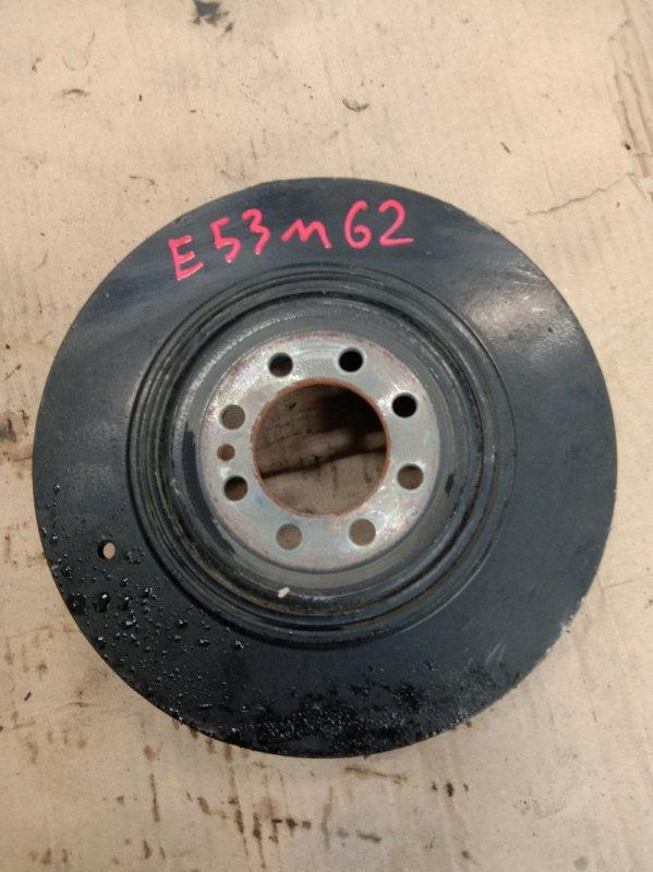 Шкив коленвала Bmw X5-Series E53 M62B44 2001