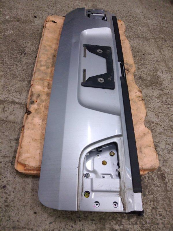 Дверь задняя багажника Bmw X5-Series E53 M62B44 2001 нижняя