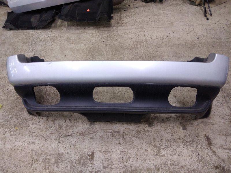 Бампер Bmw X5-Series E53 M62B44 2001 задний