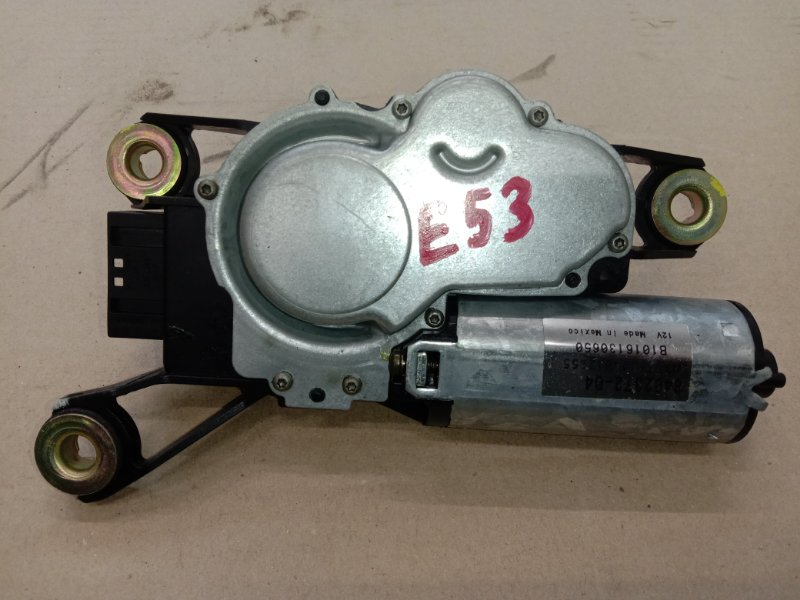 Мотор заднего дворника Bmw X5-Series E53 M62B44 2001