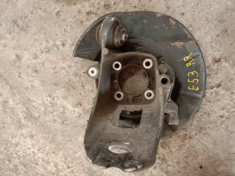 Цапфа Bmw X5-Series E53 M62B44 2001 задняя правая