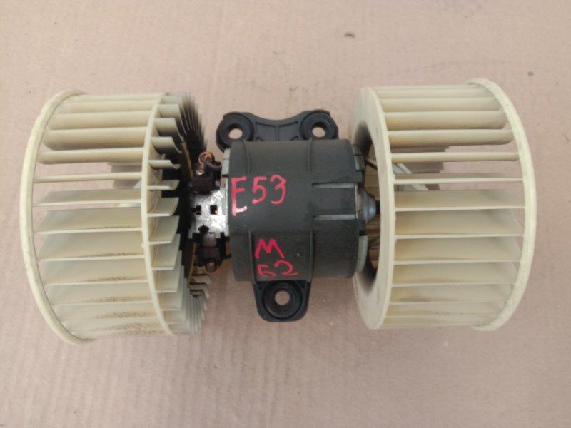 Вентилятор печки Bmw X5-Series E53 M62B44 2001
