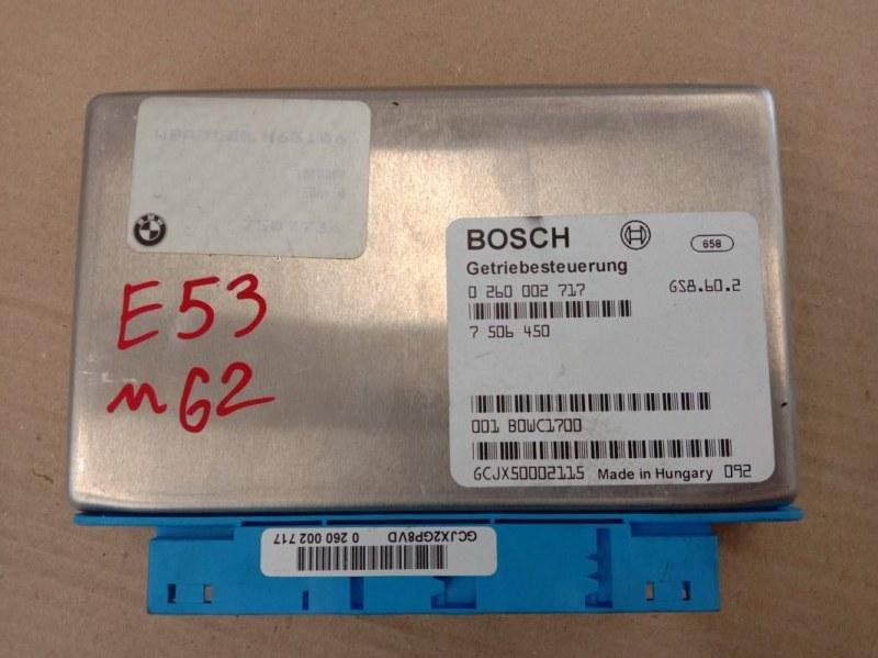 Блок управления кпп Bmw X5-Series E53 M62B44 2001