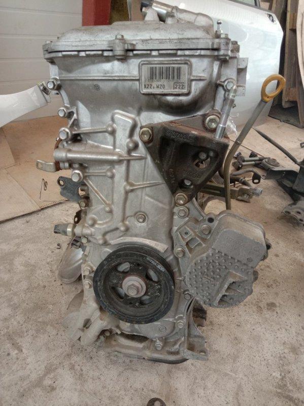 Двигатель Toyota Prius ZVW30 2ZR-FXE 2009
