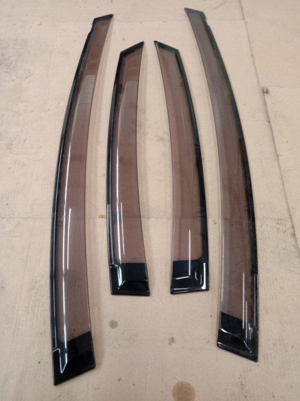 Ветровик Toyota Prius ZVW30 2ZR-FXE 2009