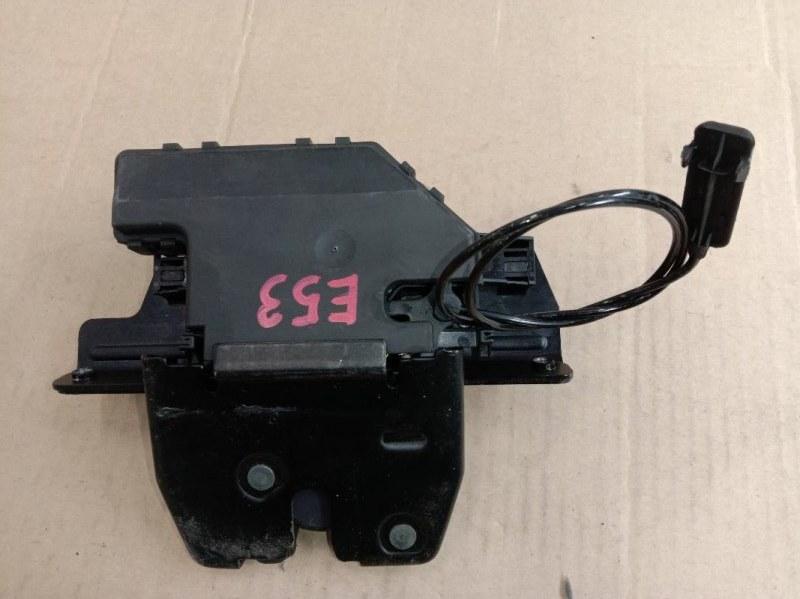 Замок багажника Bmw X5-Series E53 M62B44 2001