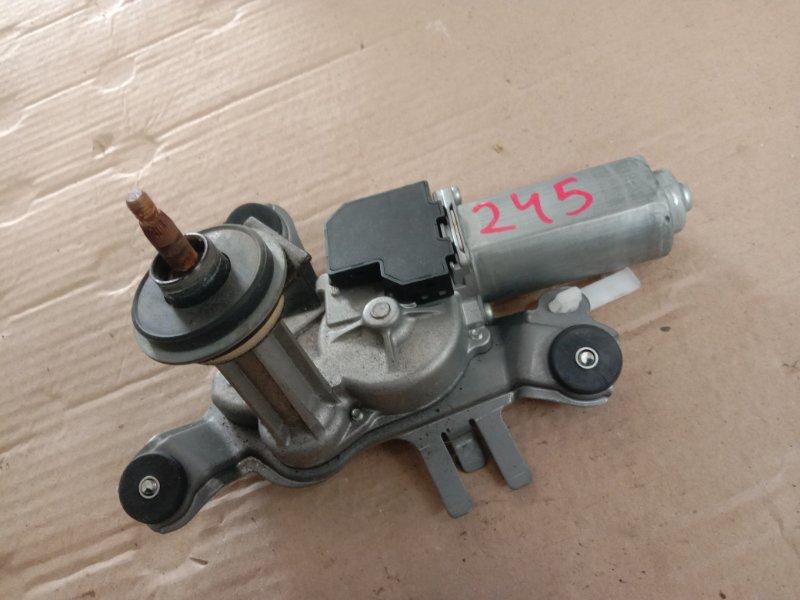 Мотор заднего дворника Toyota Allion ZZT245 1ZZ-FE 2006