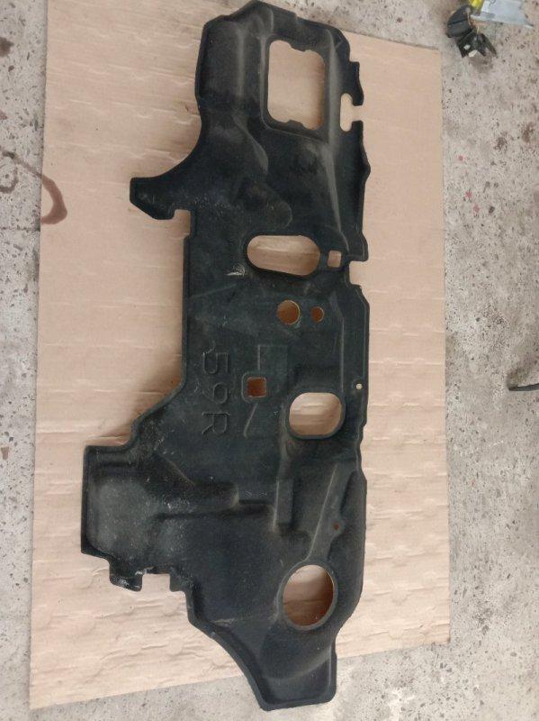 Утеплитель Toyota Prius ZVW30 2ZR-FXE 2009