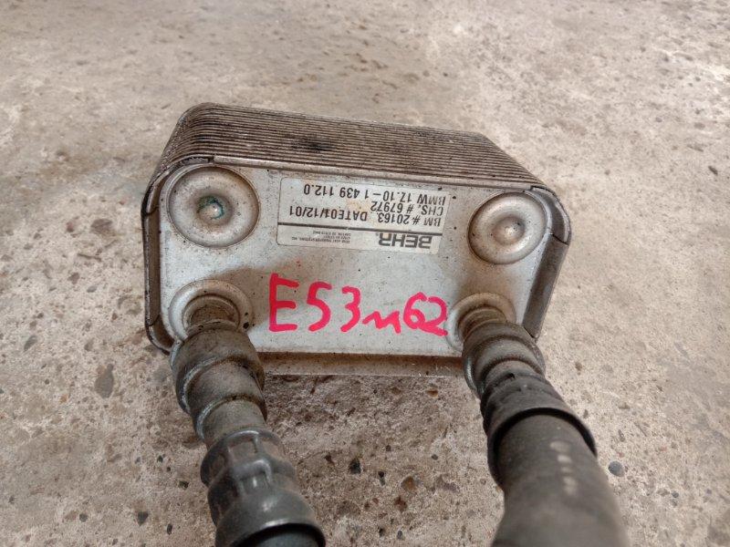 Теплообменник Bmw X5-Series E53 M62B44 2001