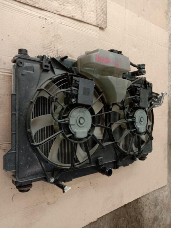 Радиатор двигателя Mazda Atenza GJ2FP SH-VPTR 2013