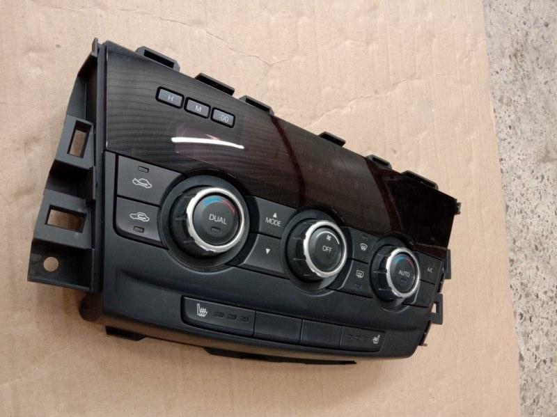 Блок управления климат-контролем Mazda Atenza GJ2FP SH-VPTS 2013