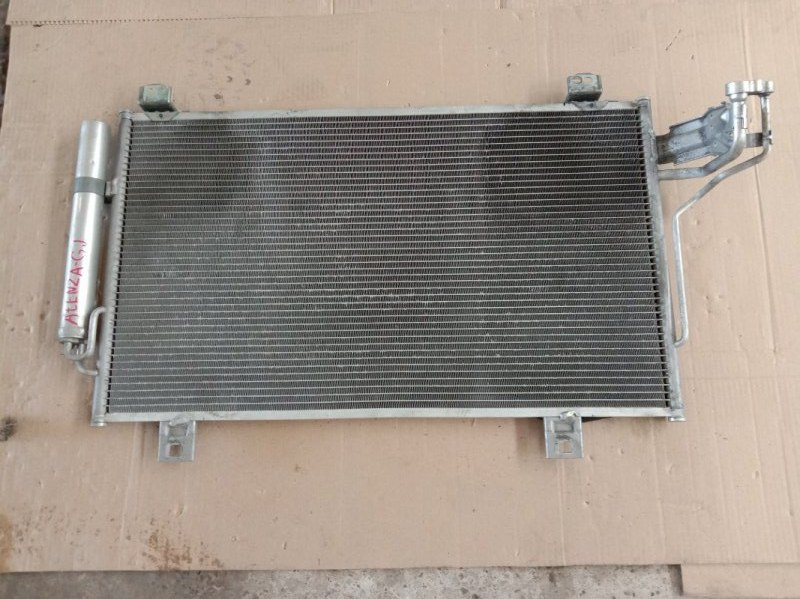 Радиатор кондиционера Mazda Atenza GJ2FP SH-VPTS 2013