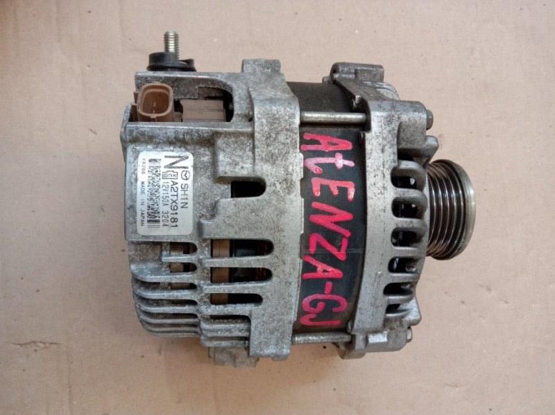 Генератор Mazda Atenza GJ2FP SH-VPTR 2013