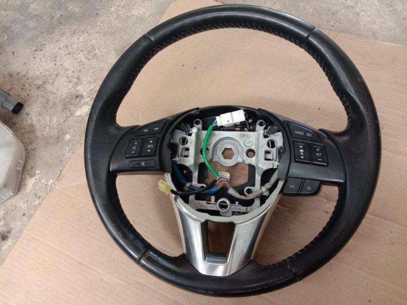 Руль Mazda Atenza GJ2FP SH-VPTR 2013