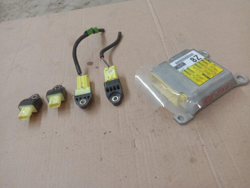 Блок управления air bag Toyota Auris ZRE150