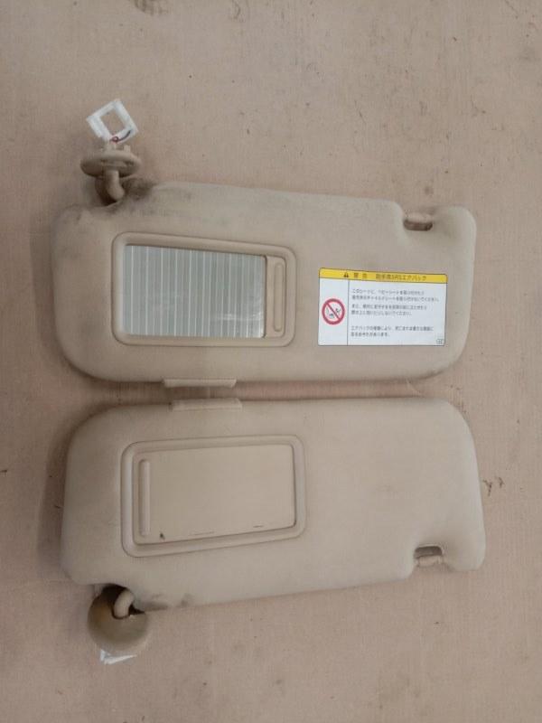Козырек солнцезащитный Toyota Auris ZRE150