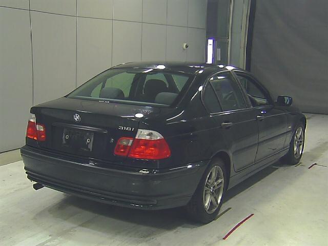 Авто на разбор Bmw 3-Series E46 M54B30 2003