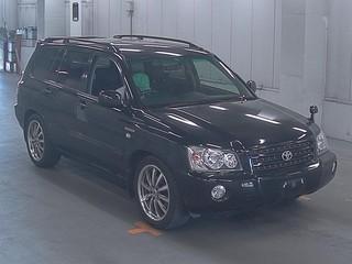 Авто на разбор Toyota Kluger MCU25 1MZ 2003