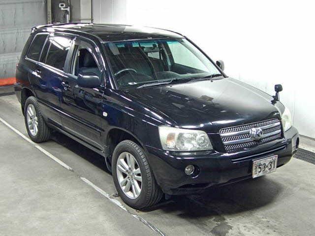 Авто на разбор Toyota Kluger MHU28 3MZ 2005