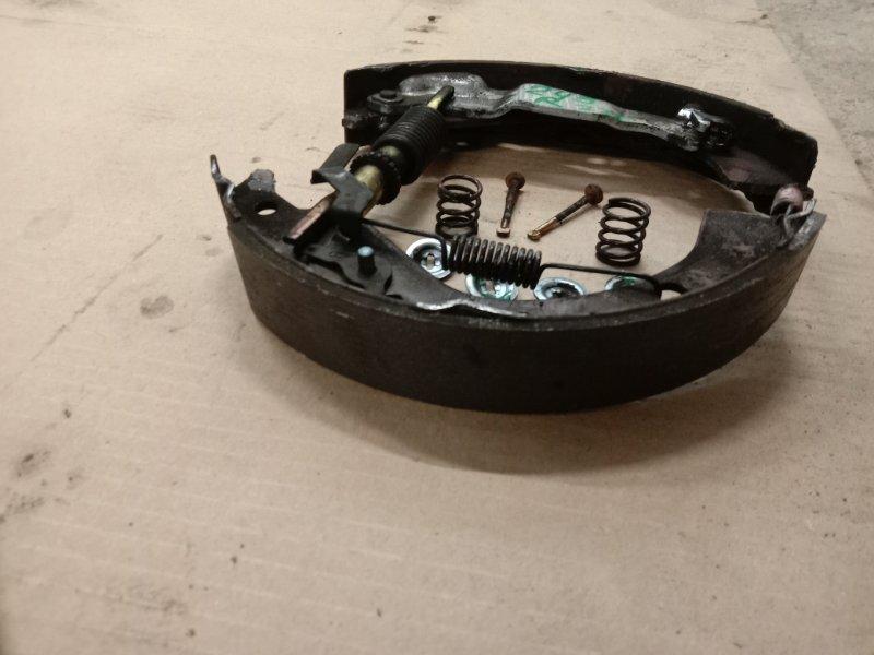 Механизм ручника Toyota Allion ZZT245 1ZZ-FE 2006