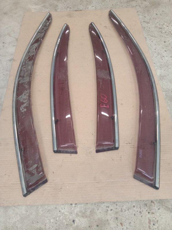 Ветровик Bmw 5-Series E60 N52B25 2006
