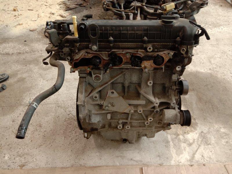 Двигатель Mazda Atenza GY3W L3-VE 2005