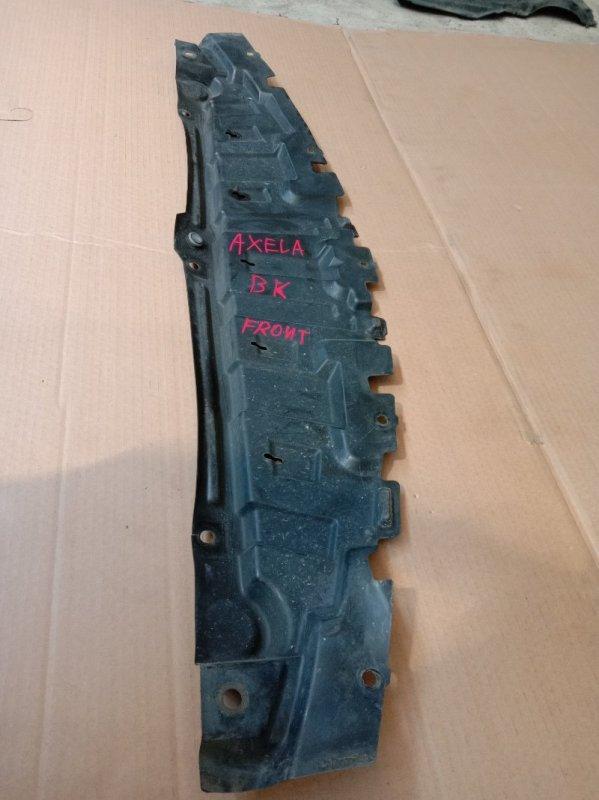 Защита бампера Mazda Axela BKEP LF-DE 2005