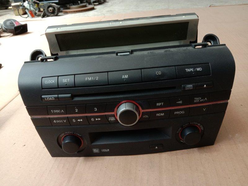 Магнитола Mazda Axela BKEP LF-DE 2005