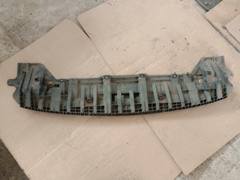 Защита бампера Toyota Prius ZVW30 2ZR-FXE 2010 передняя нижняя