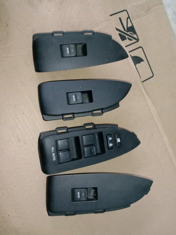 Блок управления стеклоподъемниками Toyota Prius ZVW30 2ZR-FXE 2010