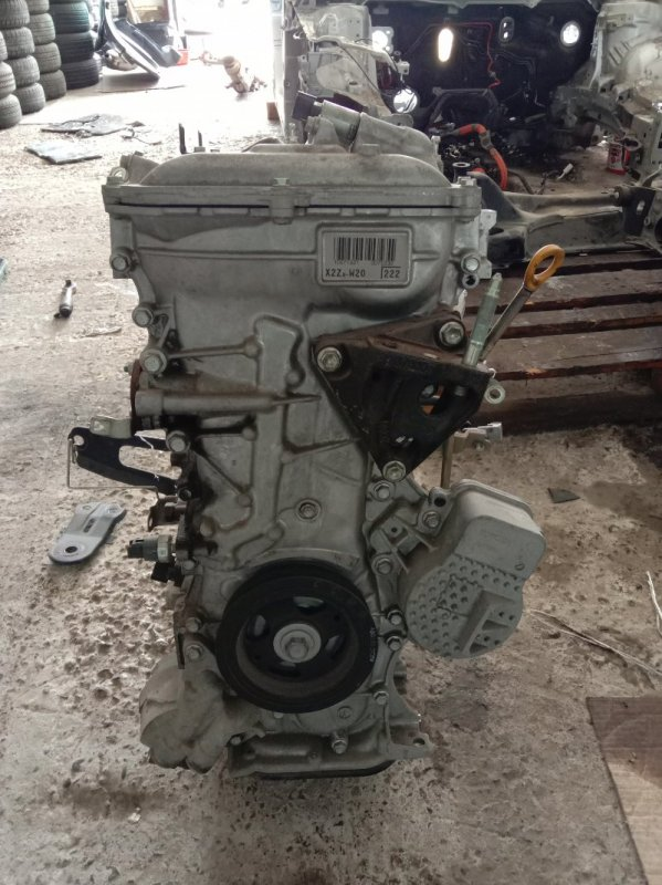 Двигатель Toyota Prius ZVW30 2ZR-FXE 2010
