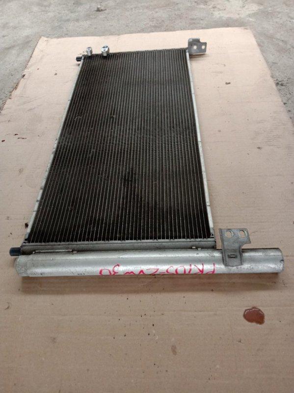 Радиатор кондиционера Toyota Prius ZVW30 2ZR-FXE 2010
